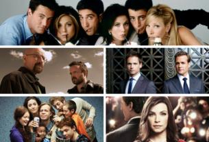 Najlepsze seriale kryminalne - 25 propozycji