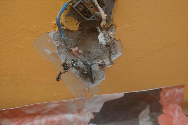 Pogotowie elektryczne - naprawa starej instalacji elektrycznej